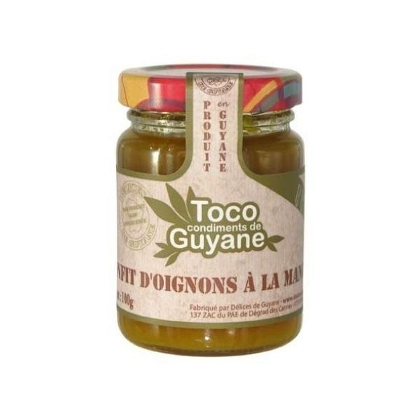 Confit Oignons Aux Mangues Toco (1)