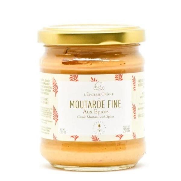 Moutarde Fine Aux Épices