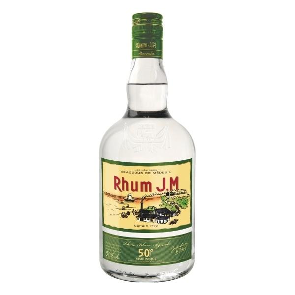 Pack Shot Rhum Blanc 50%
