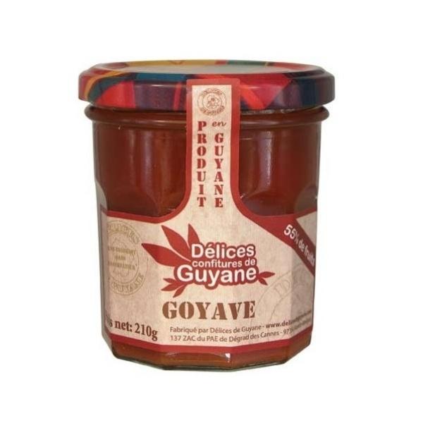 Confiture De Goyave Delices De Guyane