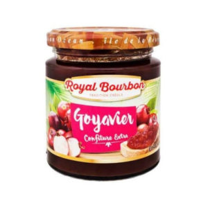 Confiture De Goyavier Royal Bourbon
