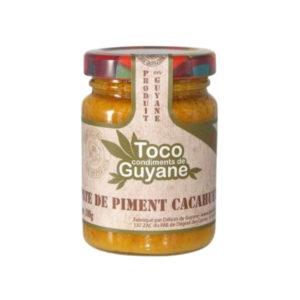 Pate De Piment Cacahuete Toco