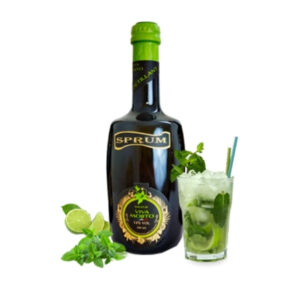 sprum mojito avec fruits 1